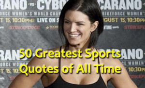 50 Greatest Sports Quotes of All Time