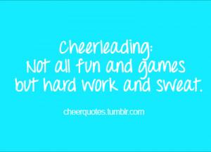 ... image include: cheer, cheerleader, true, cheerleading and cheerquotes