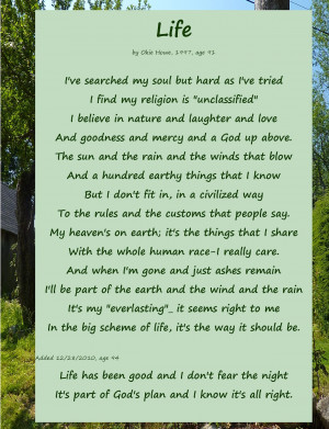 life quotes   best life poems   nice life poems   beautiful life poems ...