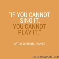 ... Artur Schnabel, pianist Feel free to download and share this quote or