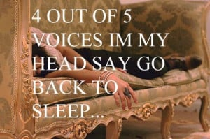 sayings, sleep, text, tired, typography