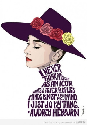 Train Your Brain To Happiness: Inspiring Quotes from Audrey Hepburn