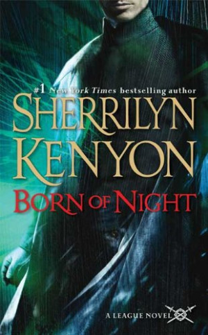 Guest Review and Giveaway: Born of Night by Sherrilyn Kenyon