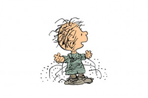 charlie brown character pig pen