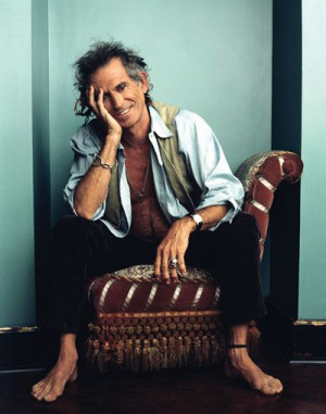Chatter Busy: Keith Richards Quotes