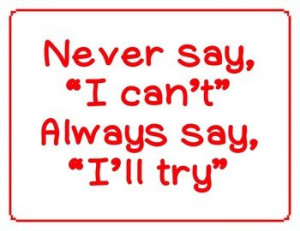 Classroom Quote Posters. I would put Superheroes never say.....