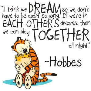 So cute! Love Calvin and Hobbes