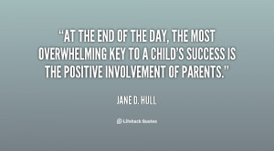 Jane Hull at the End of the Day Quotes