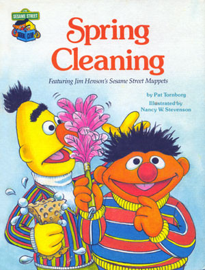 Pictorial Offering Of Spring Cleaning In My World