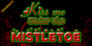 Kiss me under the mistletoe photo mistletoe.png