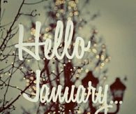 Hello January Quotes Cute...