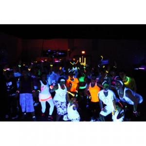 Zumba Glow Party