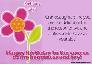 Quotes For Granddaughters