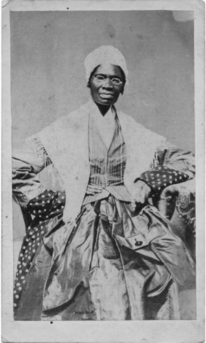 "Sojourner Truth: ""A woman in control of her image"""
