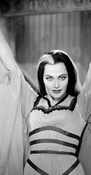 Yvonne DeCarlo as Lily Munster