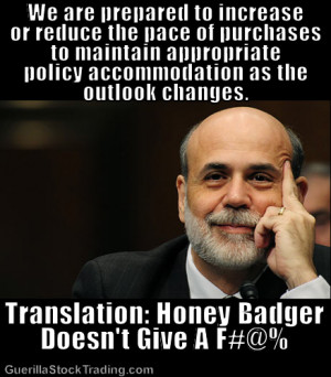 stock quotes nyse ben bernanke jokes meme wall street funnies 438x500