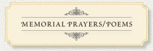 Memorial Prayer Cards is pleased to present our collections of popular ...