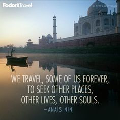 quotes, travel inspiration, traveler quotes, quotes on travel ...