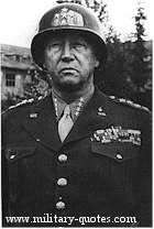 General Patton quotes and quotations