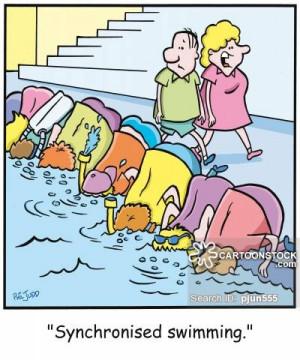 sport-swim-swimmer-swimming-synchronised_swimmers-synchronized_swimmer ...