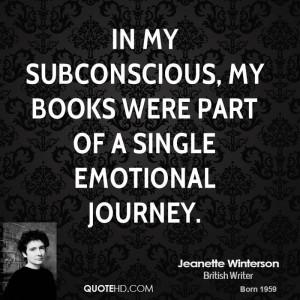 Jeanette Winterson Quotes