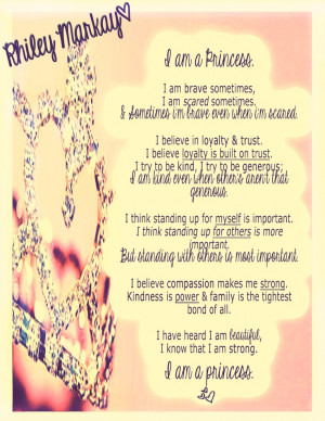 am a princess long may i reign. Disney quote I want to put this in ...