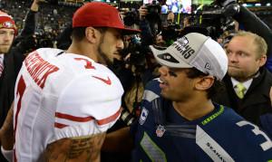 ... Kaepernick spoke some truth while feeding the Super Bowl week beast