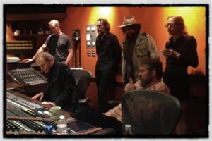 Benmont Tench posted it today with Glynn and Ethan Johns producing and ...