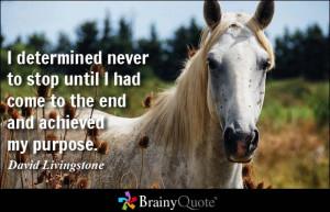 David Livingstone Quotes