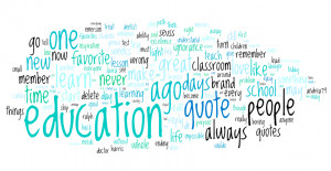 Inspirational Teacher Quotes - 21 Inspirational Teacher Quotes