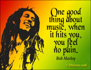 Quotes By Bob Marley About Music ~ 28 Life-Changing Bob Marley Quotes ...
