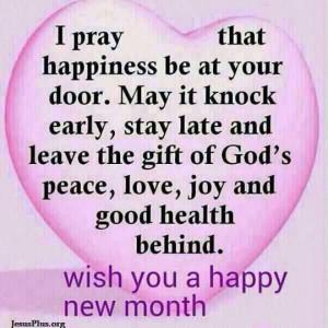 Happy New Month to all Nairalanders. - Nairaland / General - Nairaland