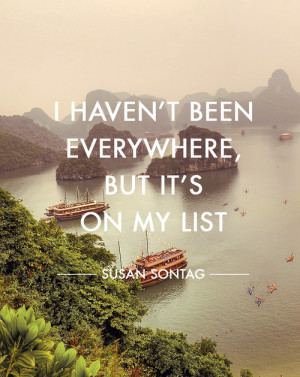 Tumblr Quotes About Travel