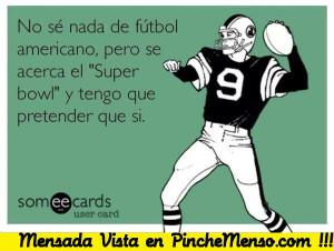 Futbol americano...