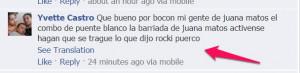 NARCOS DE CATAÑO MOLESTOS CON ROCKY THE KID POR EXPRESIONES EN LA TV
