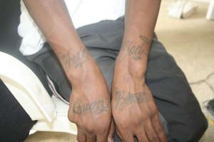 Hood Tattoo