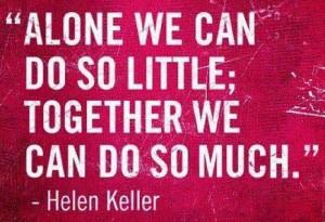 Let's Get Together: Team Fundraising