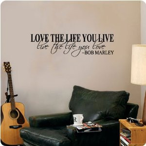 Quote Wall Decals for Easy Bedroom Decorating