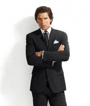 Nacho Figueras for Ralph Lauren.: Gentlemen Prefer, Labels Elegant ...