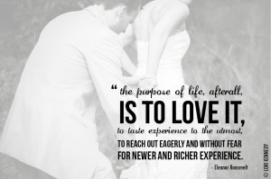 Love life // A wish for your wedding day — Denver Wedding