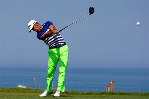 2015 PGA Championship: Billy Horschel Sporting Shark Pants In Final ...