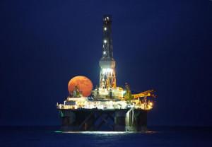 Oil rig: Oil Fields, Luna Llena, Artic Luna, Offshore Oil, Offshore ...