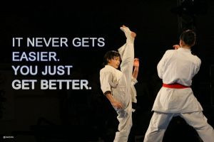 quotes + karate 3 years ago in Collage