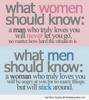 True saying men women love sayings quotes pics