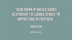 Quotes About Being Grown Up