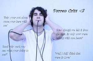 Darren Criss is Totally Awesom by xwerewolf-girlx