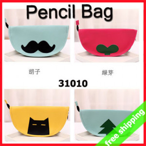 FREE SHIPPING Pencil Bag Mouse Pad Cosmetic Purse Storage Special ...