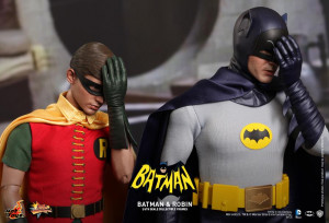 Holy Action Figures, Batman! Incredible Hot Toys Batman & Robin