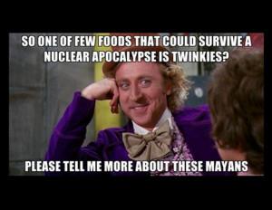 Sarcastic Wonka: You doxed Sabu's late grandma Irma? The FBI will find ...