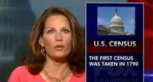 Michele Bachmann's most controversial quotes